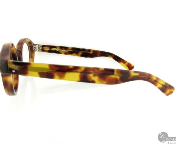 Architect - Old Focals Collector's Choice Eyewear - Light Tortoiseshell 02