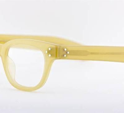 Boss - Old Focals Collector's Choice Eyewear - Butterscotch 02