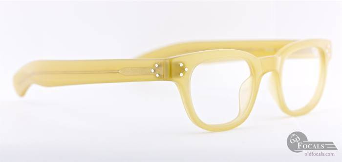 Boss - Old Focals Collector's Choice Eyewear - Butterscotch 03