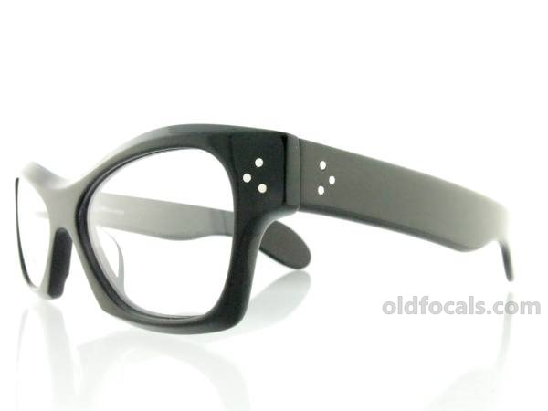Old Focals | Collector's Choice | Rocker | Black | 02