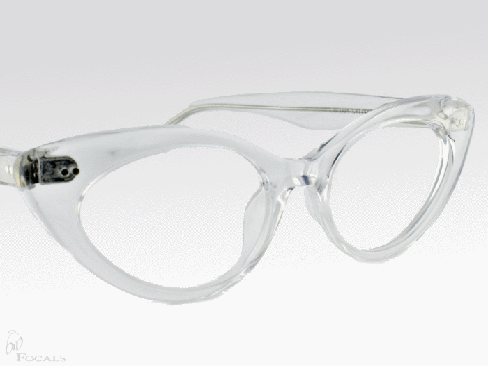 Old Focals Design Kim - Clear 03