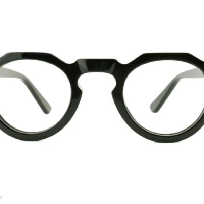 Old Focals Eyewear Bootlegger Black