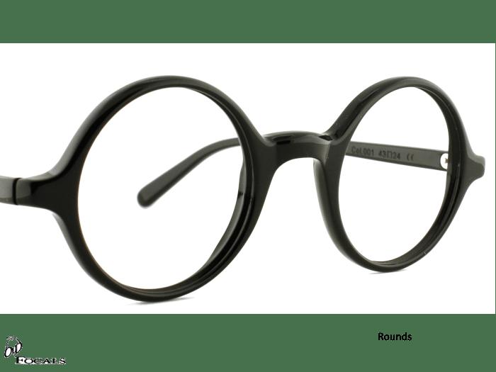 Rounds Black
