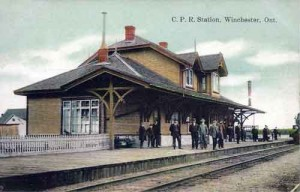Winchester rail station - Winchester - Oldford Team