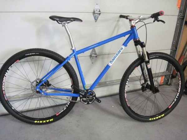 Samsara Cycles Satya mountain bike