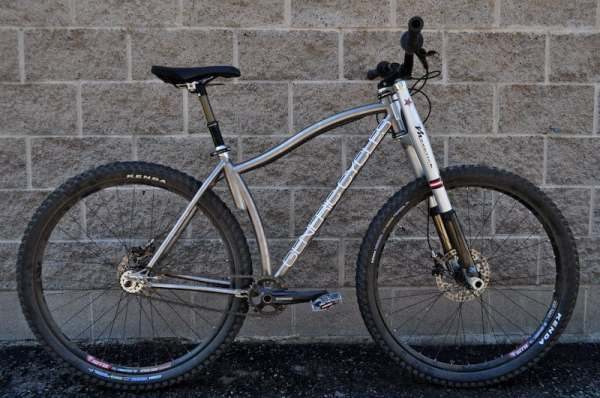 Generic Bikes Ultimate 29er mountain bike