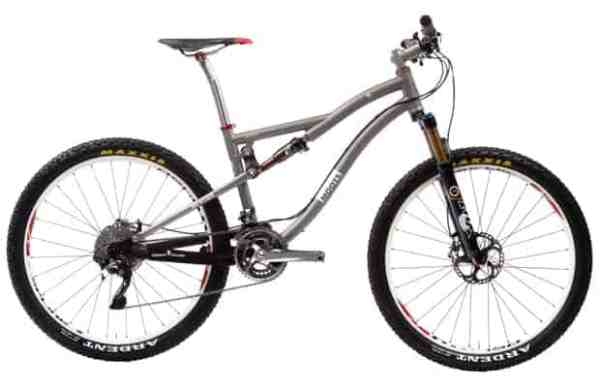 Moots Divide mountain bike