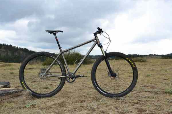 Reeb Cycles 29er mountain bike