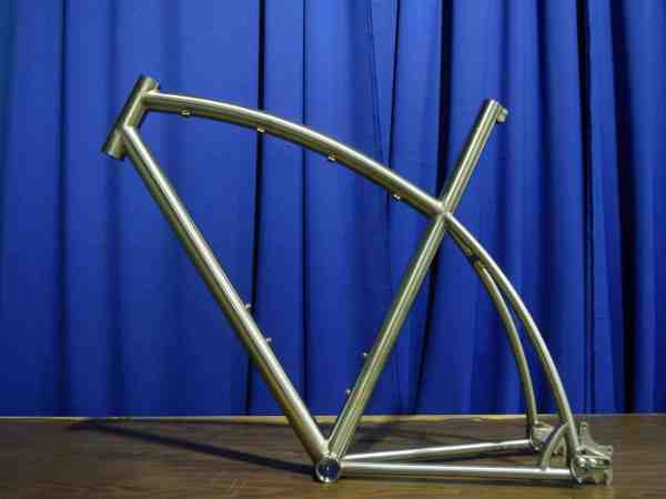 Generic Cycles Latest mountain bike frame