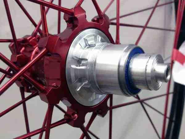 Industry Nine XD-freehub for SRAM XX1