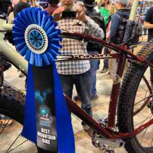 Retrotec given award for 2013 NAHBS Best Mountain Bike