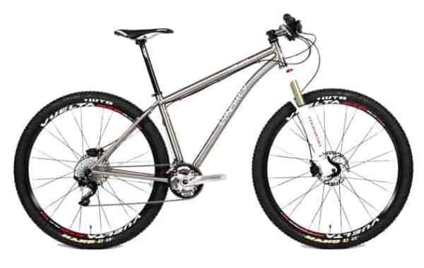 Lynskey Titanium MT29 mountain bike