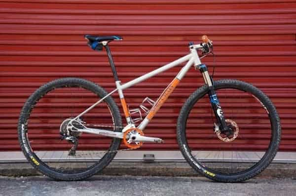 велосипеды Sarif Cycle Worx custom 29 mountain bike