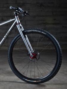 Cielo by Chris King new steel rigid mountain bike fork