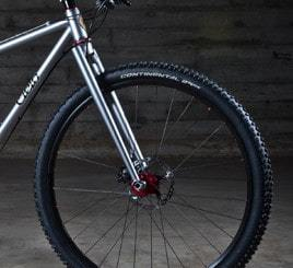 Cielo by Chris King new steel rigid mountain bike fork
