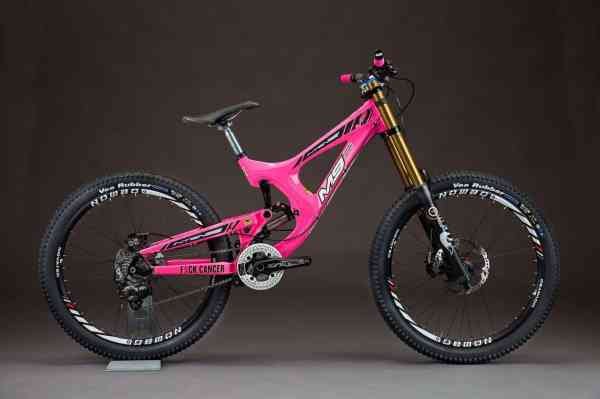 custom Intense Cycles M9 for F&CK Cancer
