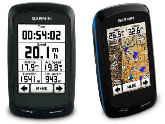 Garmin Edge 800 GPS computer