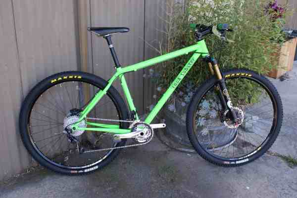 Rock Lobster steel 29er