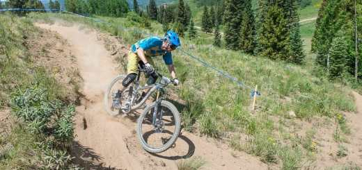 Ross Schnell at Crested Butte BME