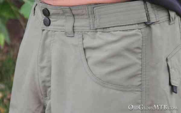 waist closure