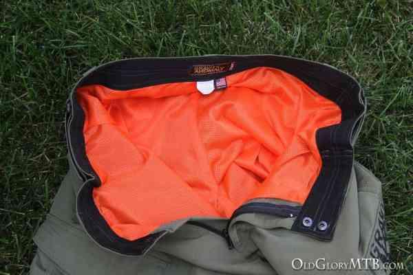 Long Haul shorts liner