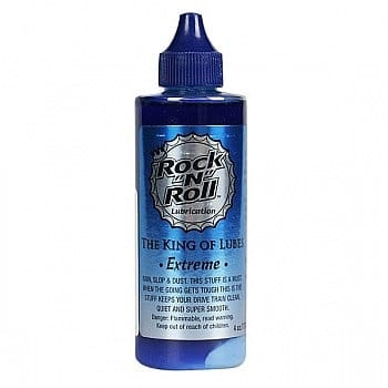 """Rock """"N"""" Roll Extreme chain lube"""