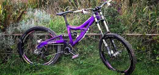 FTW Industries Odysseus 27.5 downhill bike