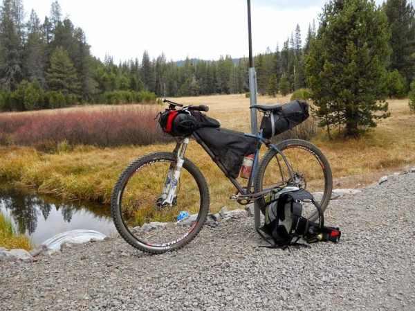 Sierras tour setup