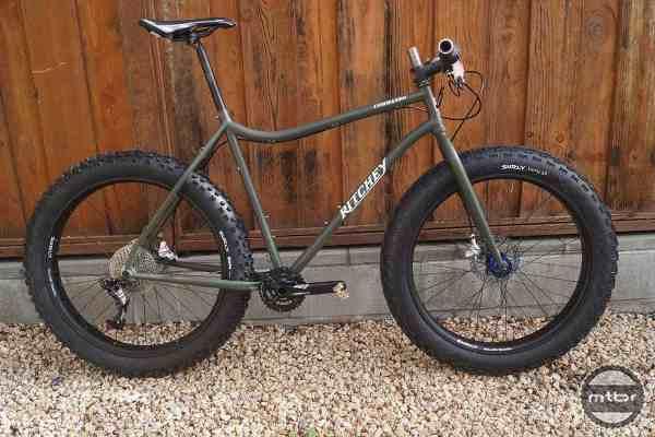 Ritchey Commando Fat Bike