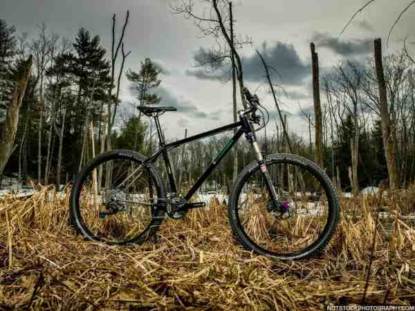 Independent Fabrication 650B Deluxe Reynolds 921