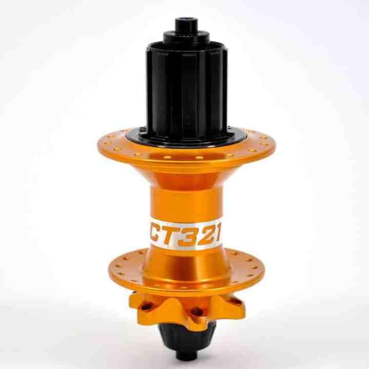 Project 321 G2 Rear Hub