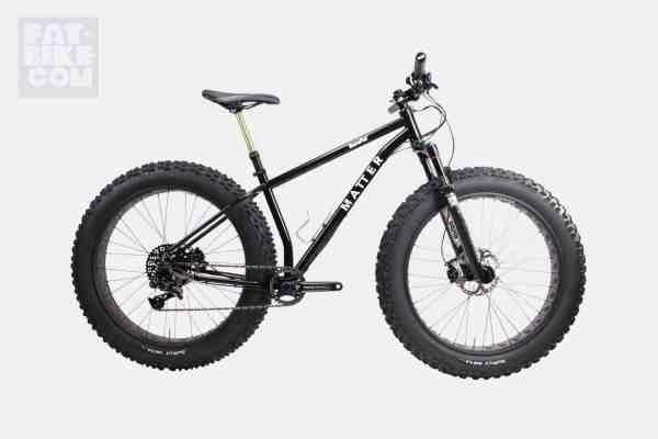 Matter Cycles Benefat fat bike