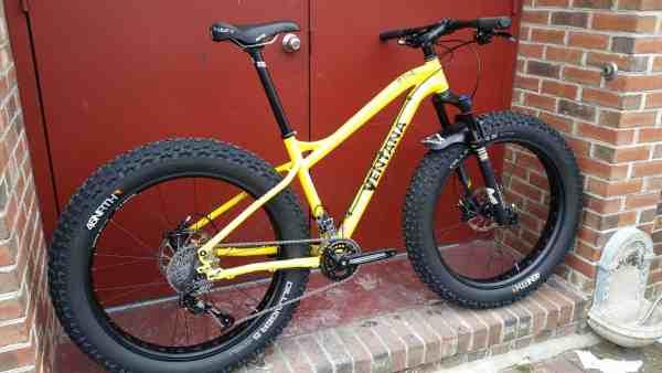 2015 Ventana El Gordo Fat Bike