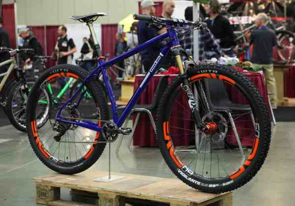 2015 Black Cat Bicycles NAHBS