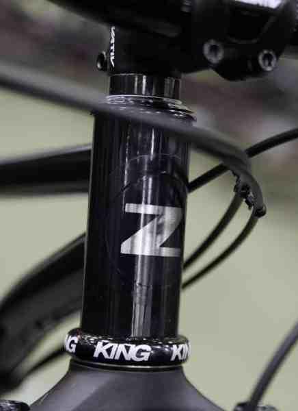 2015 Zen Fab Trail 27.5