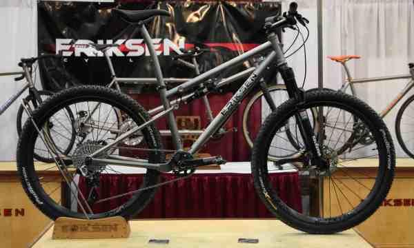 Eriksen titanium full suspension