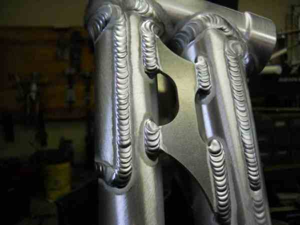 gorgeous welds