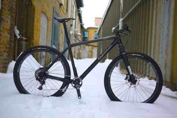 Appleman's NAHBS award winning best carbon bike