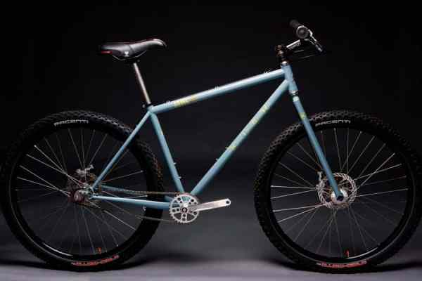 Kish rigid singlespeed