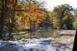 Fall-Blanco-River-in-November-at-Old-Glory-Ranch