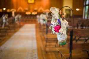 Chapel Hall Wedding Floral