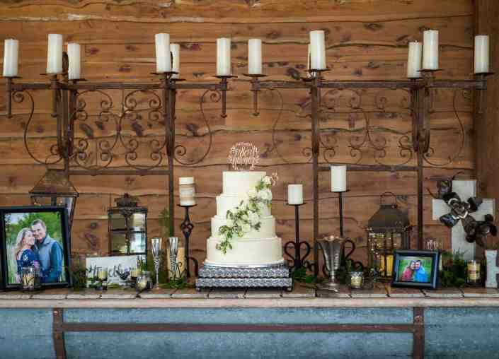 brides-cake-table-outdoor-reception-old-glory-ranch-wimberley-wedding-venue