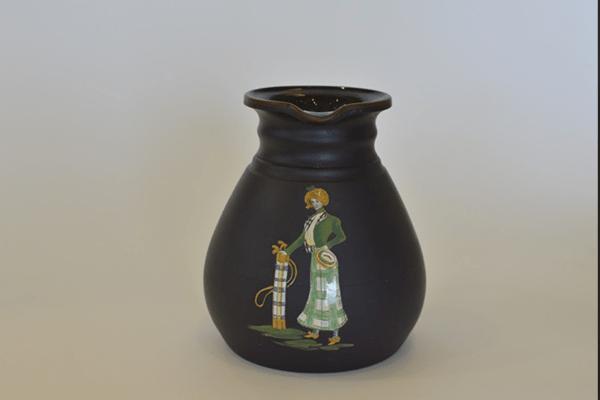 Vase Blk 1