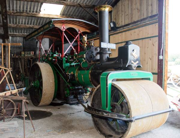 Green roller engine