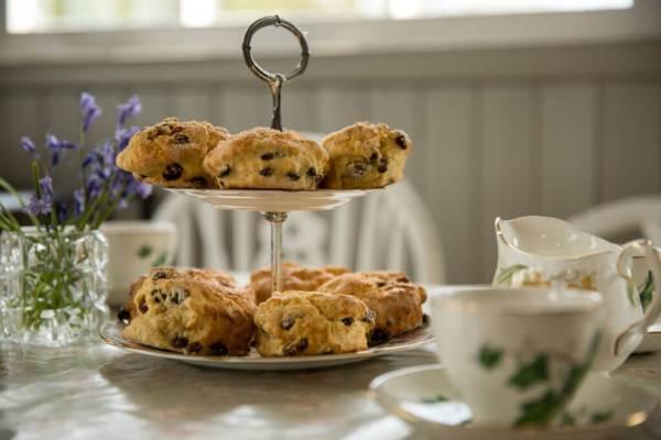 lake district tearoom scones