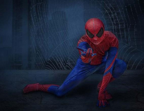 Eddie Leach_Spiderman