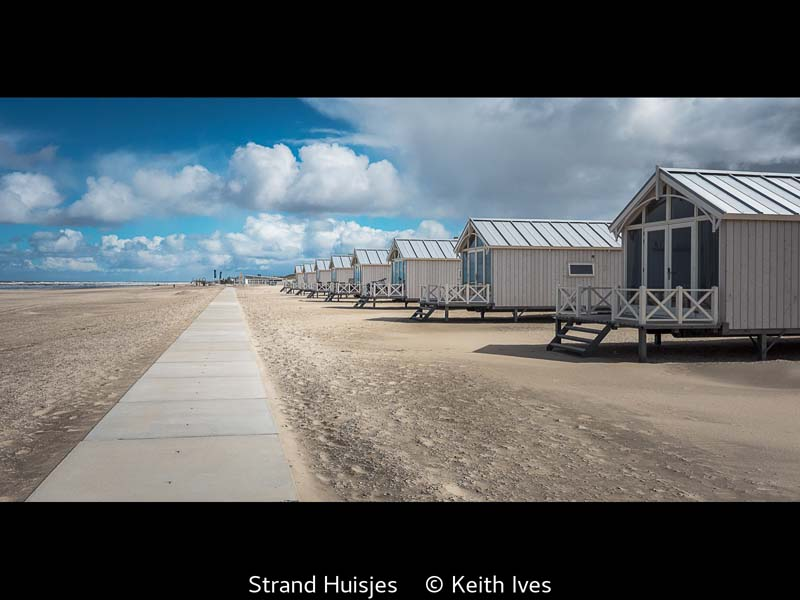 Keith Ives_Strand Huisjes