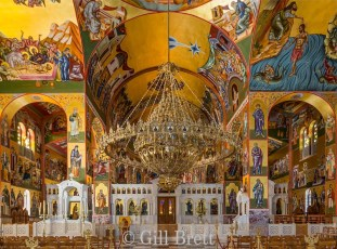 Highly Commended_Gill Brett_Monastery Church of St Gerasimos, Kefalonia.