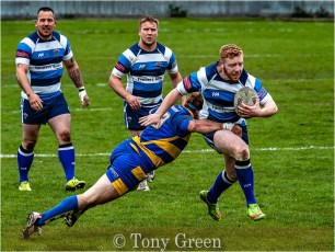 Highly Commended_Tony Green_Lewis Sheriden scoring winning try for Mayfield RL