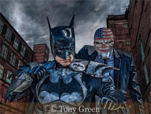 Highly Commended_Tony Green_Superhero's